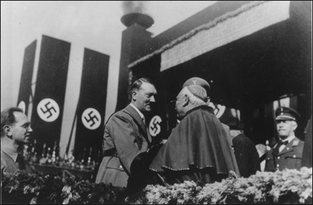 the pope and hitler gif