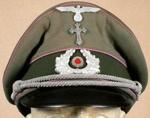 Nazi Chaplain's cap