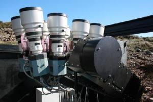 WASP camera array