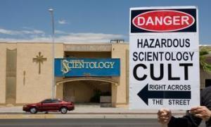 Scientology cult