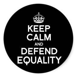 Calm equality